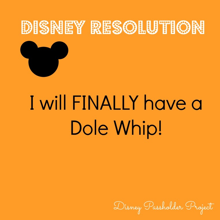 Dole Whip - Disney Passholder Project