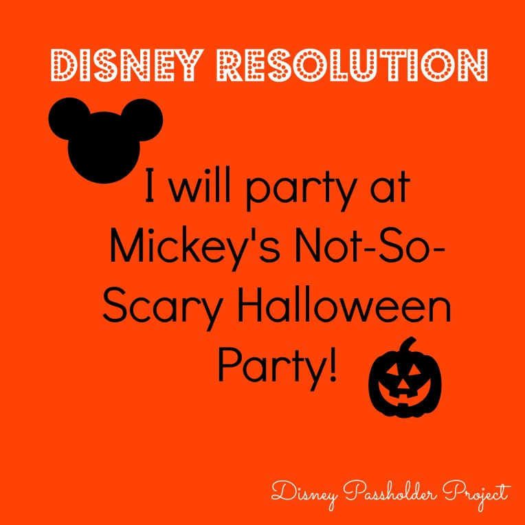 Mickey's Not-So-Scary - Disney Passholder Project